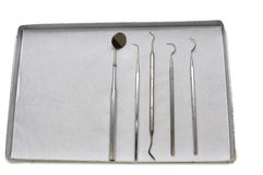 Outils de dentiste Photographie stock