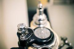 Outils de dentiste de vintage Images stock