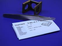 Outils de diamant image libre de droits