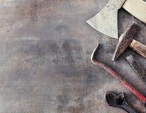 Outils de DIY Images libres de droits