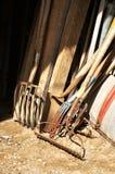 Outils de jardinage Image libre de droits