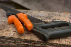 Outils de jardinier Photographie stock libre de droits