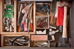 Outils de machiniste Photo stock