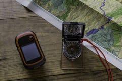 Outils de navigation photos libres de droits