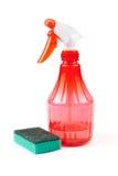 Outils de nettoyage Photo stock
