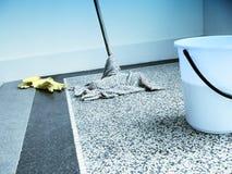 Outils de nettoyage Photos libres de droits