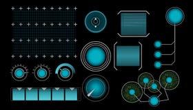 outils de panneau de management de machine d'entrée digitale de dispositif de paramètres Photographie stock