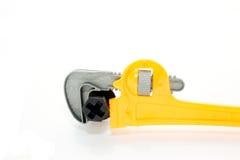 Outils de plastique de jouet Photos stock