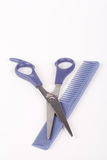 Outils de raseur-coiffeur image libre de droits