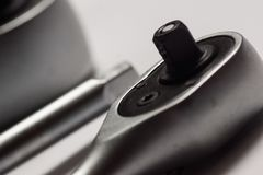 Outils de service et ensembles automatiques de rochet Photographie stock