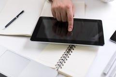 Outils de Tablette et de bureau image libre de droits