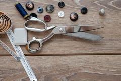 Outils de tailleur photos stock