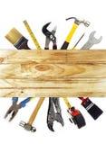 Outils de travail Image libre de droits