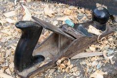 Outils du charpentier photos stock