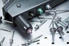 Outils en métal photographie stock libre de droits