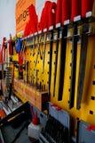 Outils industriels Images libres de droits