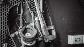 Outils industriels Kit In Bag photos stock
