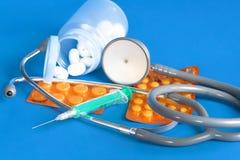 Outils médicaux Image libre de droits