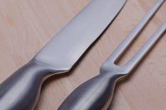 Outils métalliques de cuisine Image libre de droits