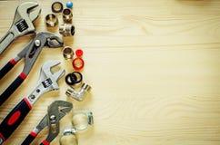 Outils mettant d'aplomb Photographie stock libre de droits