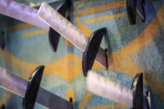 Outils pour pour faire l'ouija photo stock
