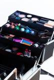 Outils pour le maquillage photos stock