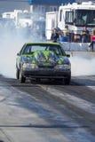 Mustang drag car Stock Photography