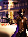 outlaws Fotografia de Stock Royalty Free