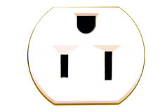 Outlet 2 Royalty Free Stock Photo