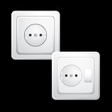 Outlet. Stock Image