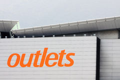 Outlet Royalty Free Stock Photos