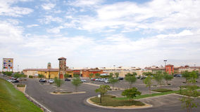 Outlet Mall at Tejon Ranch Royalty Free Stock Image