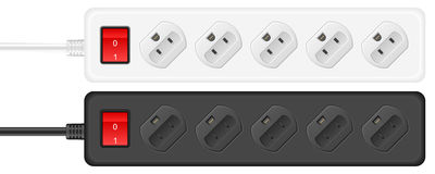 Outlet socket Royalty Free Stock Image