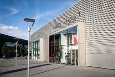OutletCity Metzingen Stock Photography