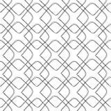 Outline black squares Stock Image