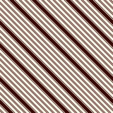Outline diagonal stripes abstract background. Thin slanting line wallpaper. Seamless pattern with classic motif. Royalty Free Stock Photography