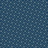 Outline pattern of crosses Stock Image