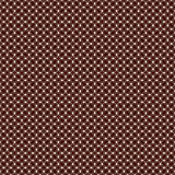 Outline seamless pattern with stylized repeating stars. Simple geometric ornament. Modern stylish texture. Stock Image