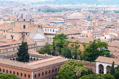 Outlook in Roma Royalty Free Stock Photos