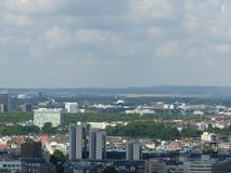 Outlook sur Koeln en Allemagne Photo stock