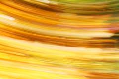 Outono abstrato Fotografia de Stock