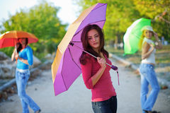 Outono colorido Fotografia de Stock