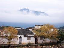 Outono da vila de Hong Imagens de Stock Royalty Free