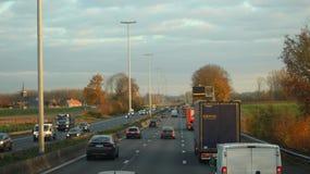 outono de Bélgica Bruxelas imagens de stock
