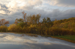 Outono de Islândia Fotografia de Stock Royalty Free