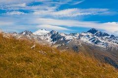 outono do dia da montanha Fotografia de Stock Royalty Free