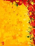 Outono do fundo Ilustração Stock