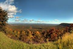 Outono em Arkansas imagens de stock