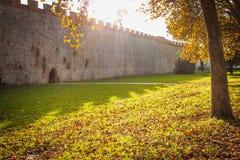 Outono em Europa Foto de Stock Royalty Free