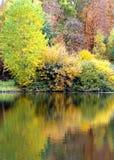 Outono em France Fotografia de Stock Royalty Free